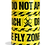 Thumbnail: Kit 3 Nastri di delimitazione - Drone Fly Zone - Do Not Approach