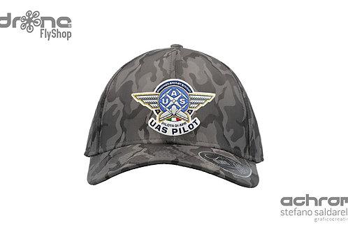 Cappellino UAS Pilot - Pilota di APR - camouflage grigio