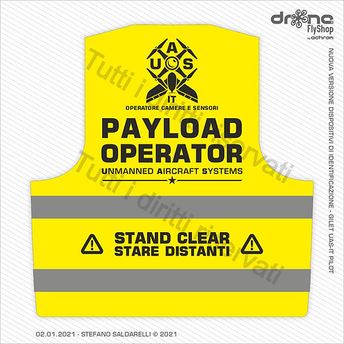 PAYLOAD OPERATOR - Gilet