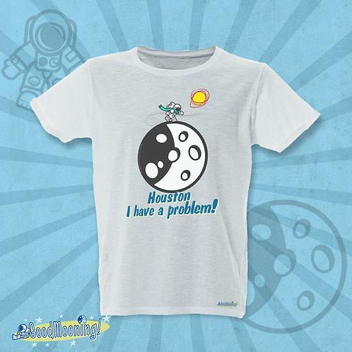"""T-Shirt """"Vento solare"""" + Libro"""