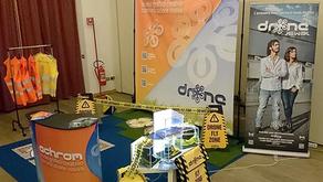 Grande successo per Achrom al Roma Drone Conference del 19 dicembre