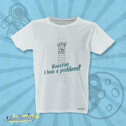 "T-Shirt ""Quella lunga discesa"" + Libro"