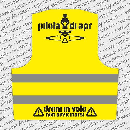 PILOTA DI APR 2.0 - Gilet