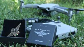 Droni: Servizio di stampa QR-Code e altre novità su DroneFly.Shop