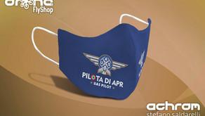 Le mascherine Pilota di APR - UAS Pilot mask