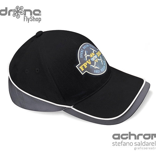 Cappellino Drone Racing Pilot - FPV