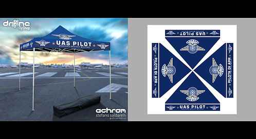 Gazebo Centro Operativo UAS PILOT