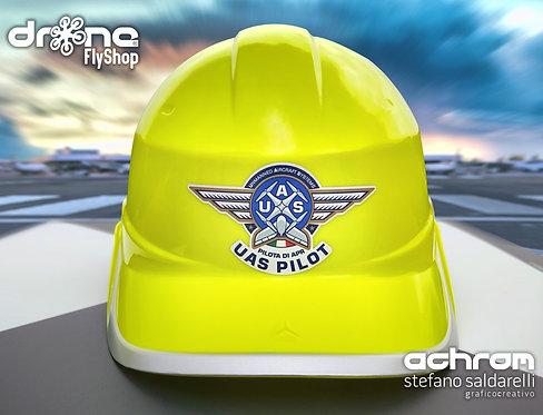Casco - UAS Pilot - Pilota di APR