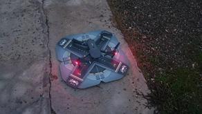 Finalmente l'incontro: DJI MAVIC con Drone Pad Mavic Edition