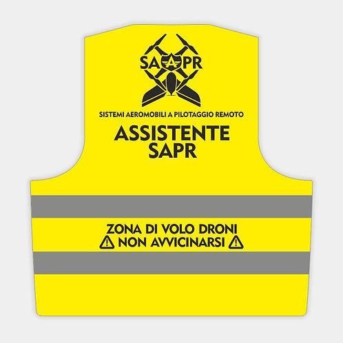 ASSISTENTE SAPR - Gilet