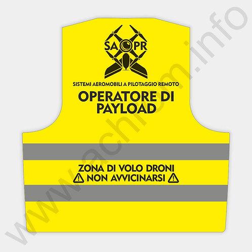 OPERATORE DI PAYLOAD - Gilet