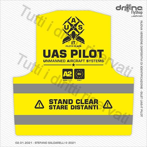 UAS - IT PILOT - A2 - Gilet