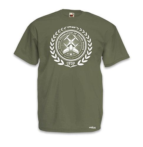T-shirt - Drone Pilots - Military