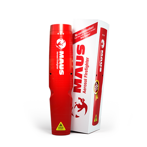 MAUS XTIN KLEIN - Estintore ad aerosol di potassio