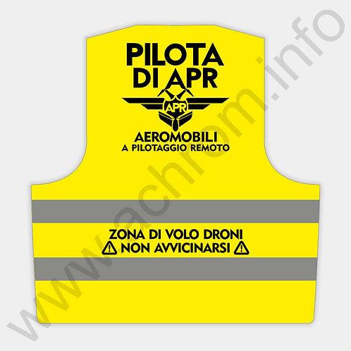 PILOTA DI APR - Gilet
