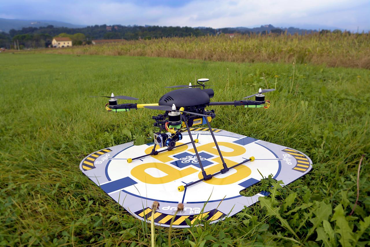 Drone Pad 80 - achrom
