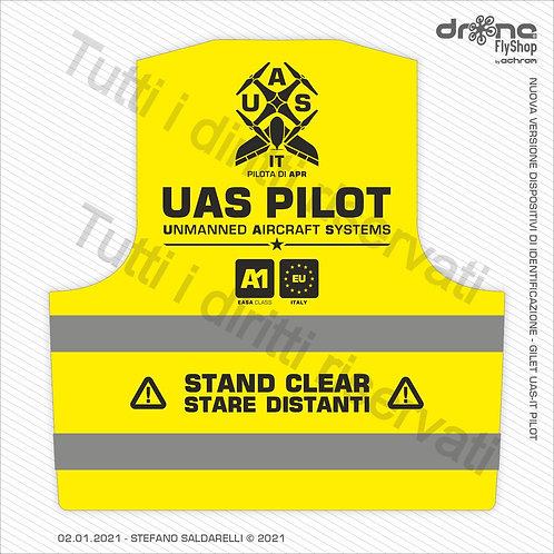 UAS - IT PILOT - A1 - Gilet