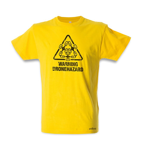 T-shirt - Drone Hazard - DW