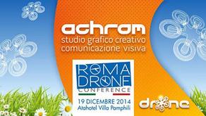 Achrom al Roma Drone Conference - 19 dicembre 2014