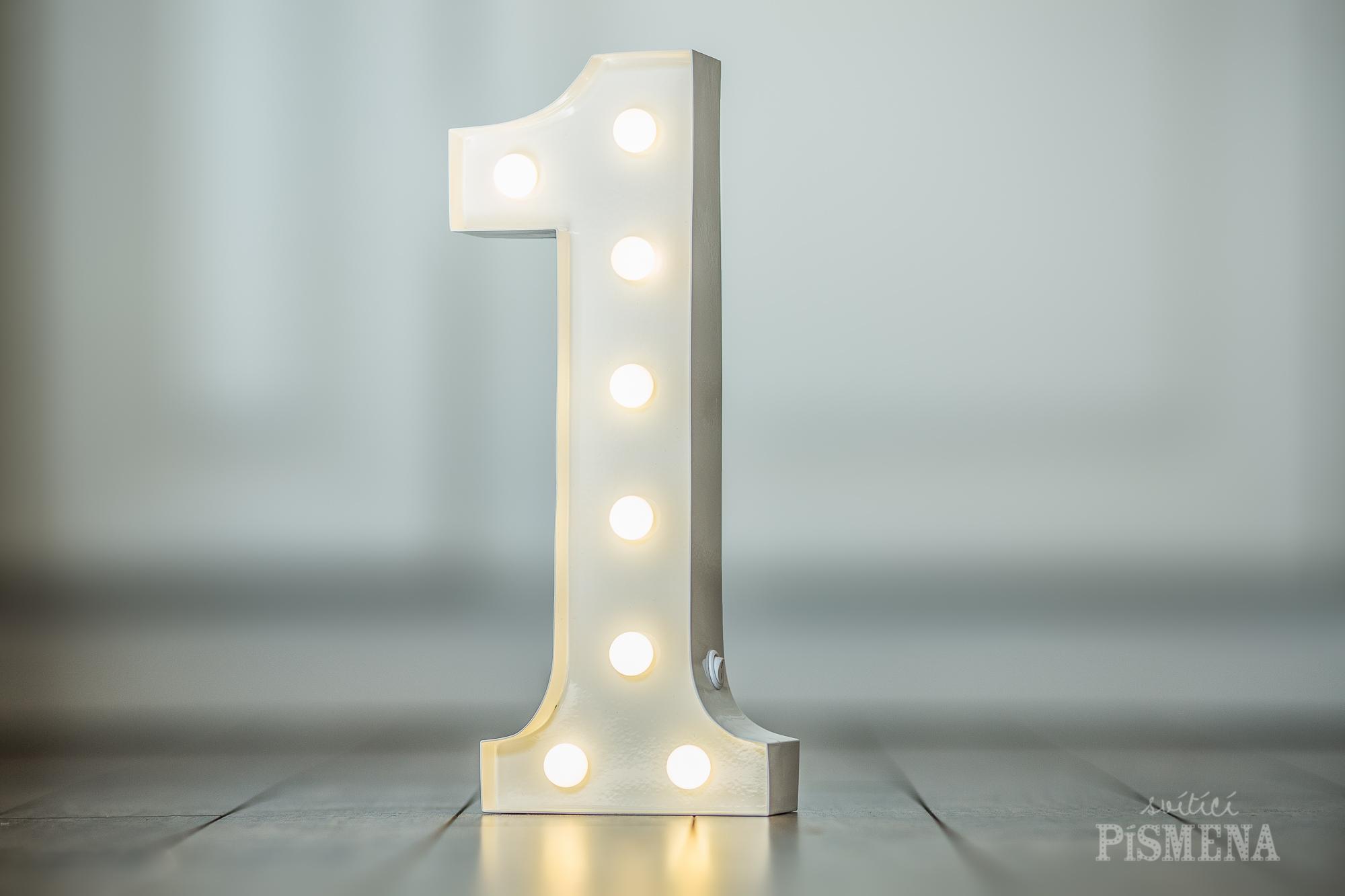 Číslice 1