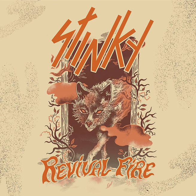 "French Melodic Hardcore Band, STINKY, Premieres Video For ""Revival Fire"""