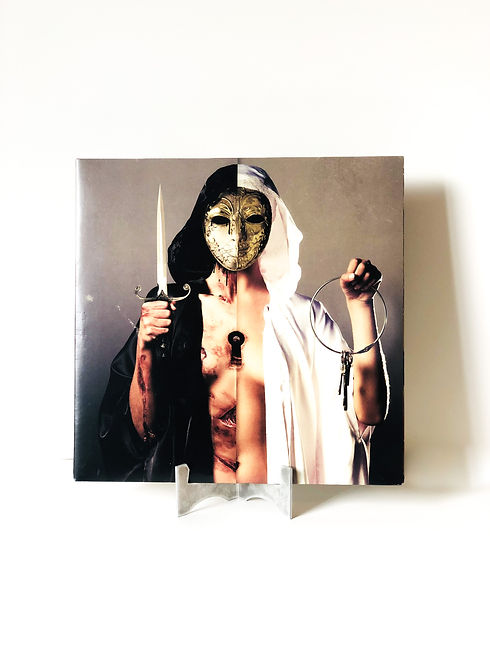 """Bring Me The Horizon """"There Is A Hell Believe Me I've Seen It There Is A Heaven Let's Keep It A Secret"""" Vinyl"""