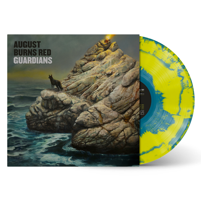 """August Burns Red's Punishing New Single """"Defender"""" Inspired By Your Favorite Graphic Novel"""