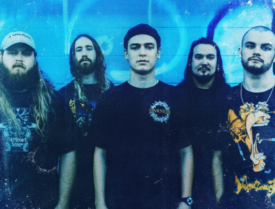 "Knocked Loose Premiere ""Mistakes Like Fractures"" Music Video & EP"