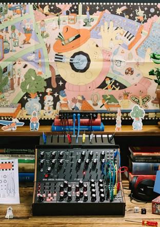Moog Sound Studios