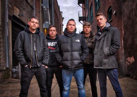 Misery Signals Band Photo 2020 - New Album