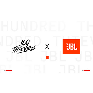 100 Thieves teams will gain a new competitive advantage through proprietary JBL QuantumSURROUND™ sound technology