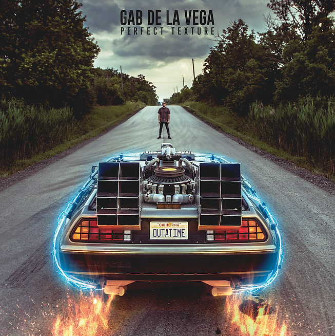 "Italy's Gab De La Vega Releases New Full-Length ""Beyond Space And Time"""