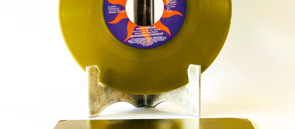 """GOLD"" Jefferson Starship RSD'19 Exclusive via Rhino Records"