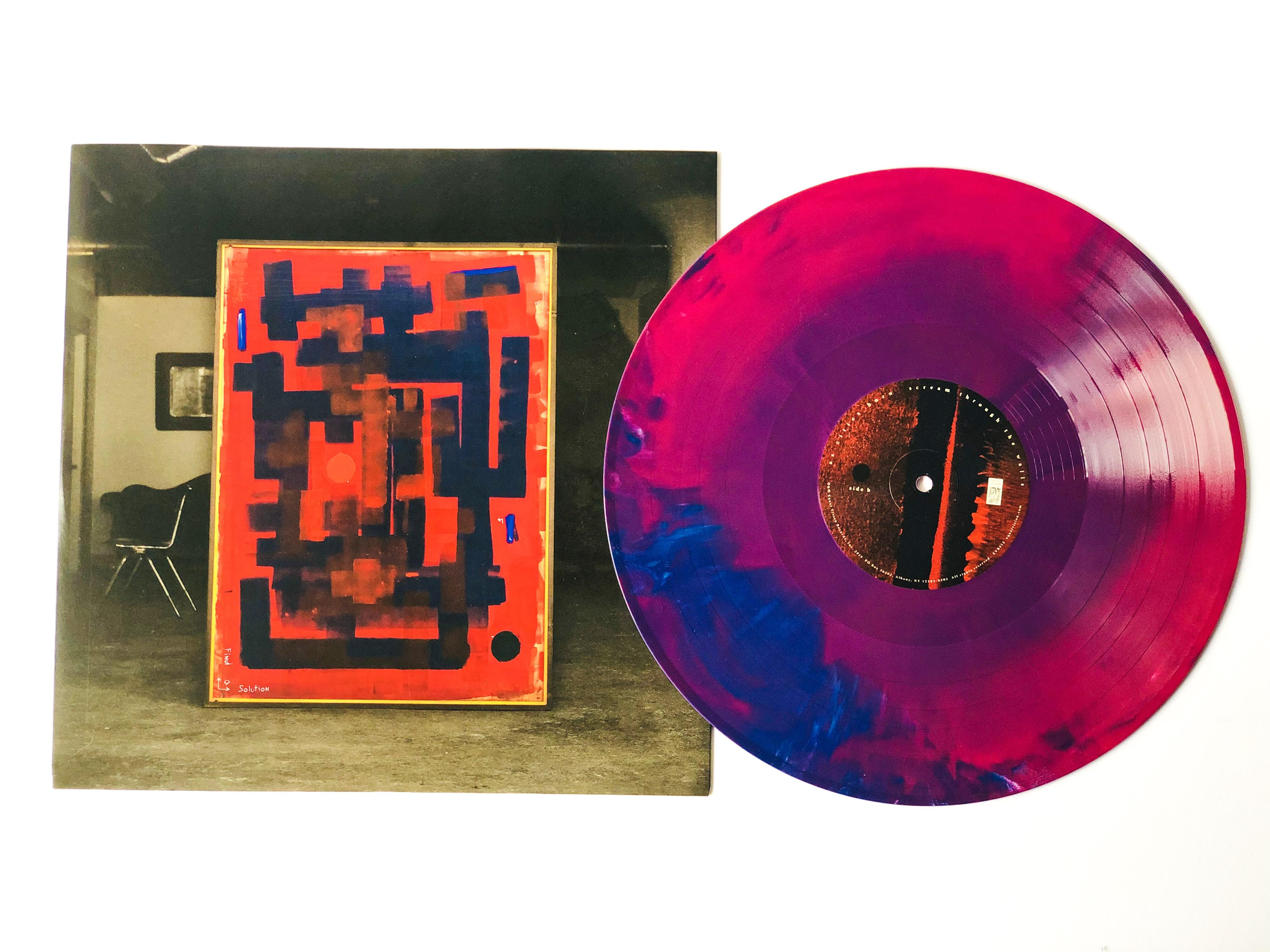 As Cities Burn Vinyl