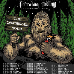 August Burns Red The Dangerous Tour Adma