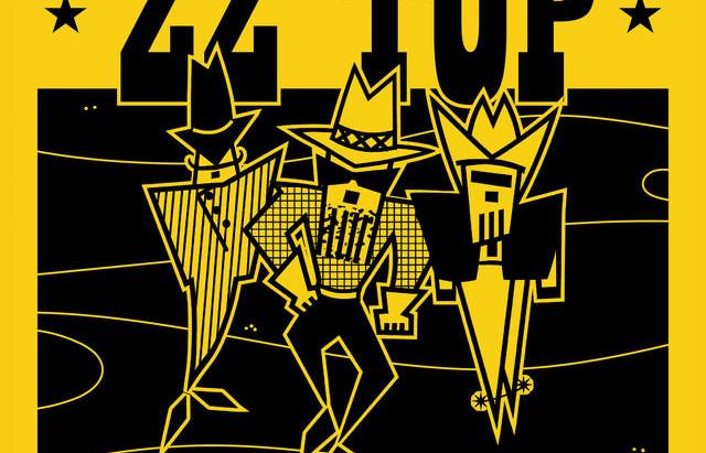 ZZ Top - Goin' 50 5xLP Collection