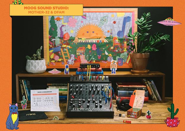 Mother-32 & DFAM