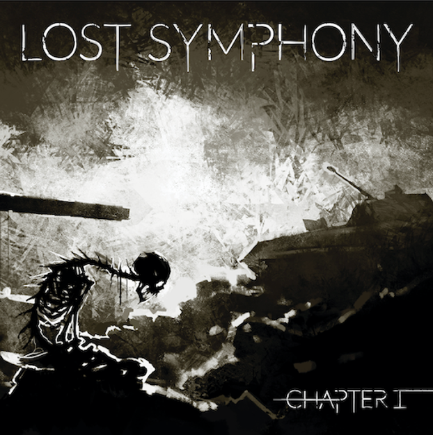 ROCK/METAL LEGENDS UNITE ON LOST SYMPHONY'S DEBUT ALBUM CHAPTER I OUT MARCH 27TH
