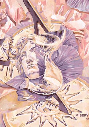 Misery Signals Ultraviolet Album Art