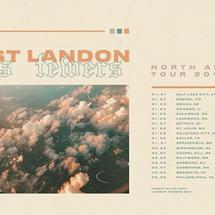 Landon Tewers Ghost Atlast Tour Admat.pn