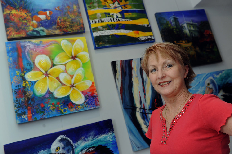 Elaine Weller-Sivell