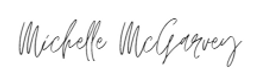 Michelle McGarvey signature.PNG