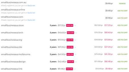 Crazy Domain Prices.PNG