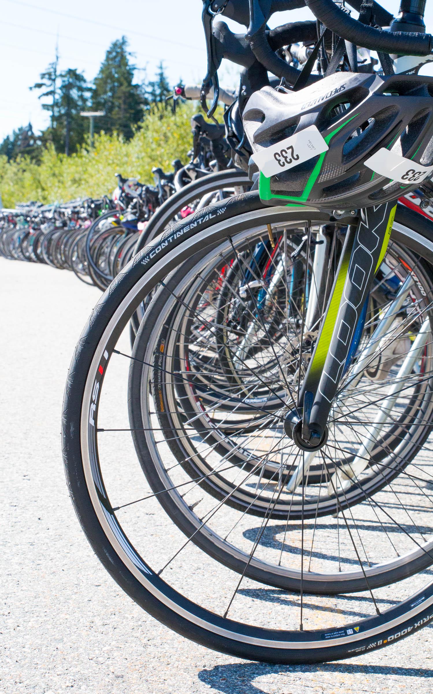 Bike Valet Bikes