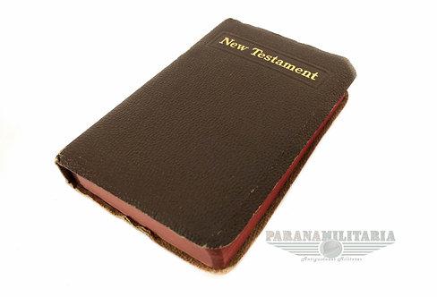 """Bíblia Usaf - Ano 1942 """"com recordação"""""""