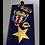 Thumbnail: Estrela de Prata - 2ª Guerra mundial