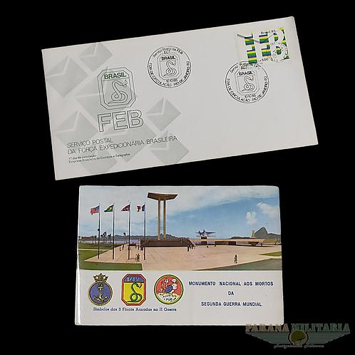 Envelope FEB 1965 e 1985 - lote 6