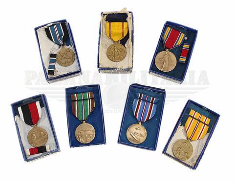 Medalhas dos Estados Unidos – 2ª Guerra Mundial