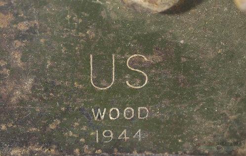Pá de Trincheira Americana - 2ª Guerra Mundial Ano 1944 Dia D