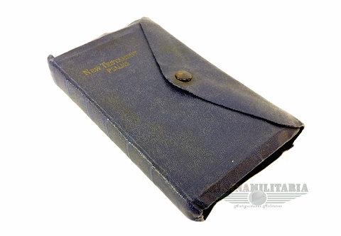 Bíblia de Bolso Soldado EUA - Ano 1942